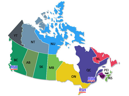 royalscenic map