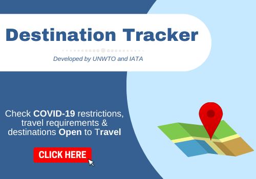 Destination Tracker Banner RSH